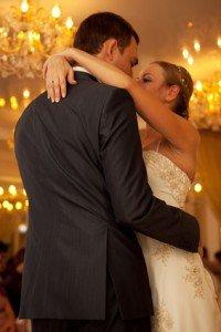 Hochzeitsbrauch Hochzeitstanz vom Braupaar
